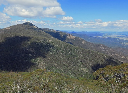 Tidbinbilla Range, Tidbinbilla Nature Reserve