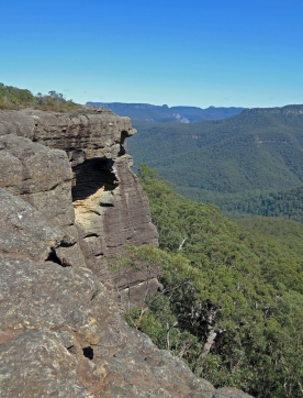 Near Mt Bushwalker, Morton National Park, NSW