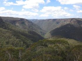 Ettrema Gorge from Pardon Point, Morton National Park, NSW