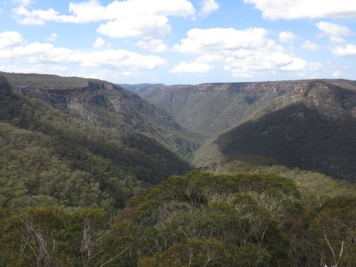 Ettrema Gorge from Pardon Point, Morton National Park, NSW