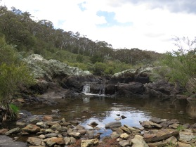 Upper Queanbeyan River, Googong Foreshores, NSW