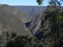 Blockup Canyon - Shoalhaven River, Morton National Park, NSW
